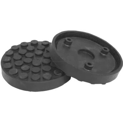 Gumipogácsa csápos emelőhöz 121/110 mm-es félperemes