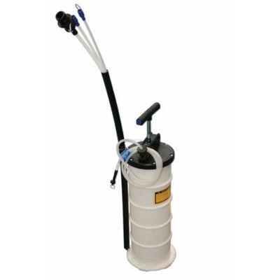 Olajelszívó pumpa 6,5L kézi