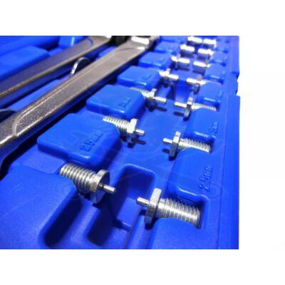 Körmöskulcs készlet - cserélhető csapos L245 mm BGS