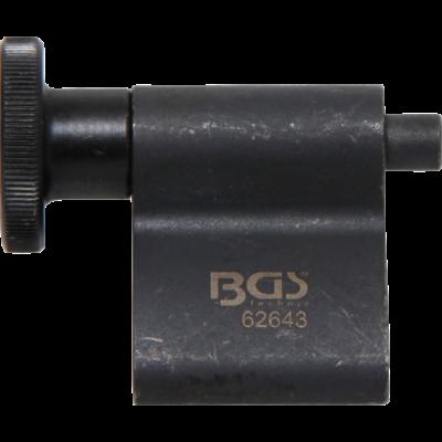 BGS Főtengely rögzítő VAG 1,2 - 1,4 - 1,9L TDI kerek főtengely kerékkel