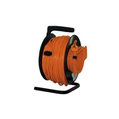 Szerszám kábeldob 50m Kábel 3G1,5mm